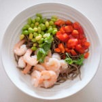 shrimp soba noodles
