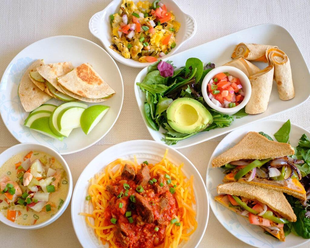 Weekly Meal Plan for the Week of November 2, 2020