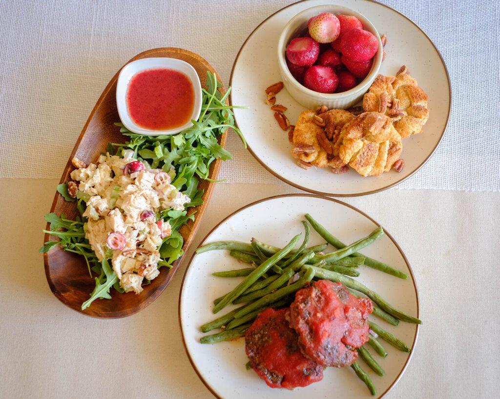 Weekly Meal Plan for the Week of November 23, 2020