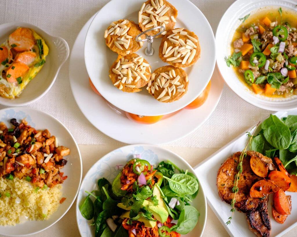 Weekly Meal Plan for the Week of November 9, 2020