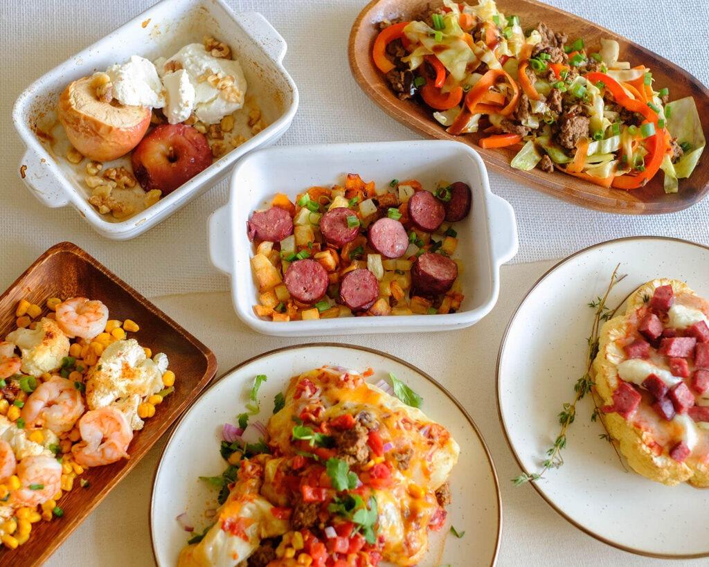Weekly Meal Plan for the Week of November 16, 2020