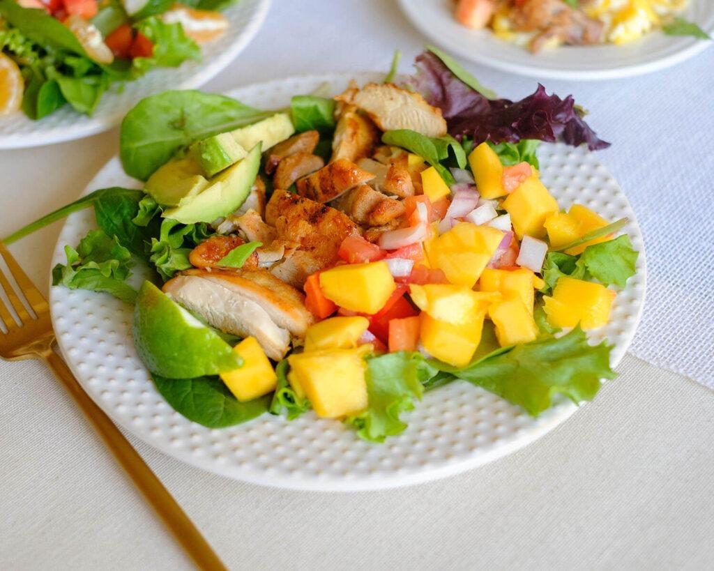 Learn to Cut a Mango