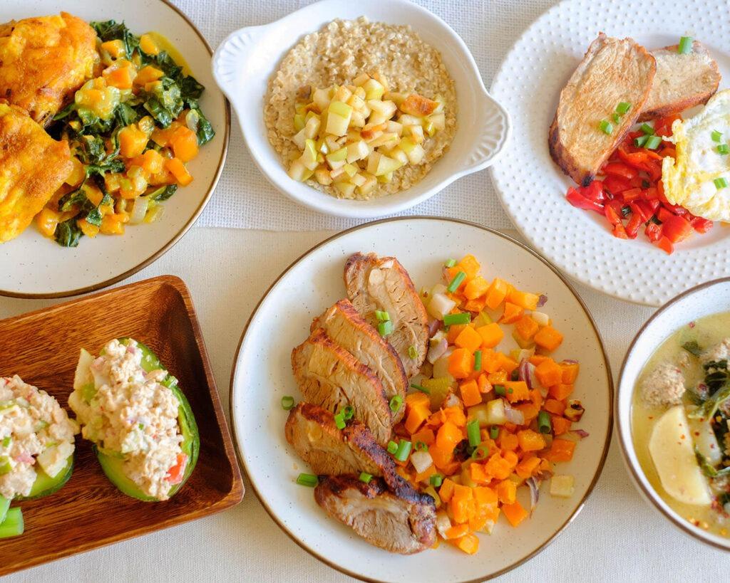 Weekly Meal Plan for the Week of December 14, 2020