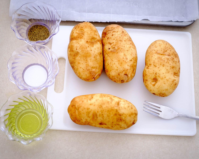 potato ingredients