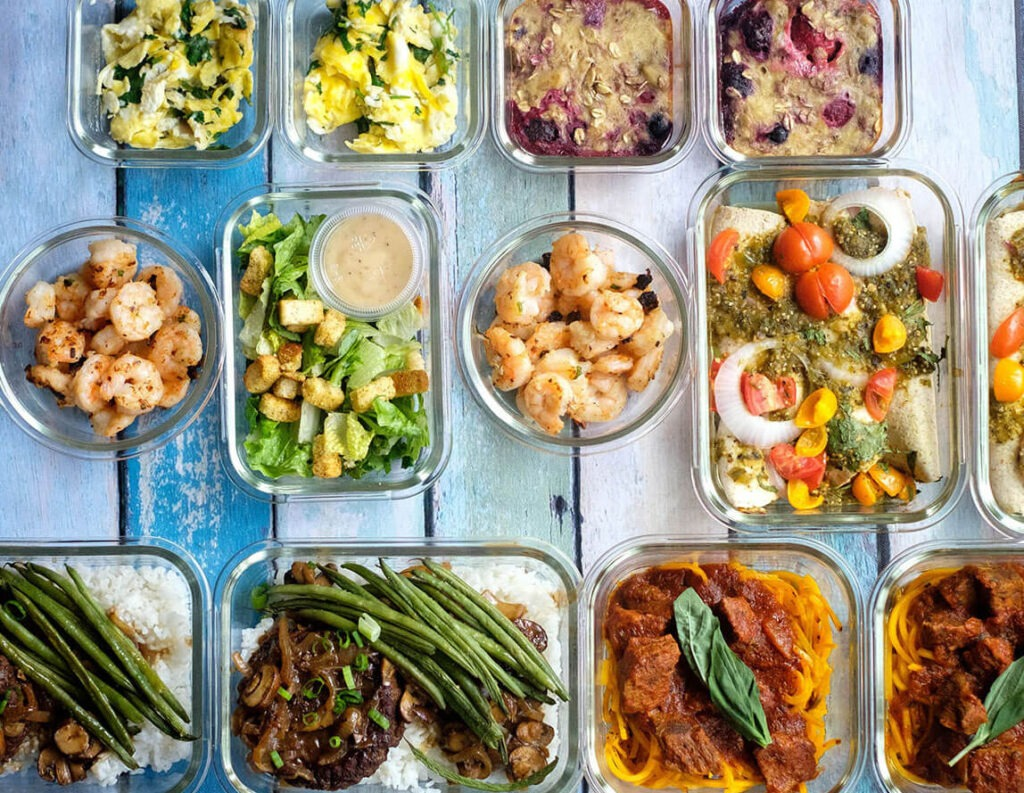 Weekly Meal Plan for the Week of January 4, 2021