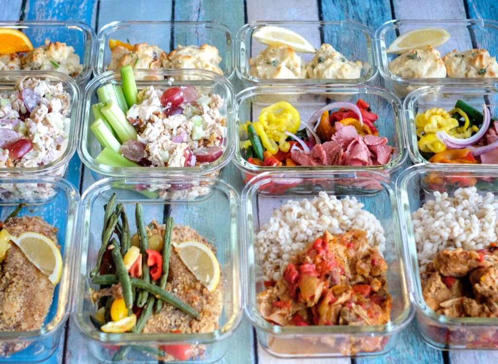 Weekly Meal Plan for the Week of January 11, 2021