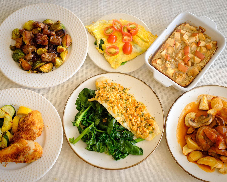 meal plan 17