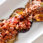 eggplant and marinara