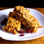 cranberry crumble